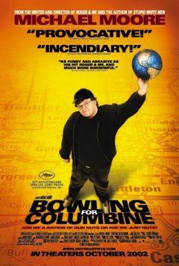 "Постер к фильму ""Боулинг для Колумбины"" /Bowling for Columbine/ (2002)"