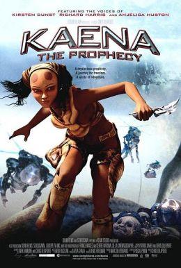 """Постер к фильму """"Каена: Пророчество"""" /Kaena: The Prophecy/ (2003)"""