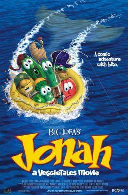"""Постер к фильму """"Приключения пиратов в Стране овощей"""" /Jonah: A VeggieTales Movie/ (2002)"""