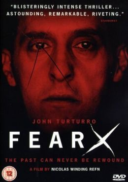 """Постер к фильму """"Страх """"Икс"""""""" /Fear X/ (2003)"""