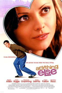 """Постер к фильму """"Кое-что еще"""" /Anything Else/ (2003)"""