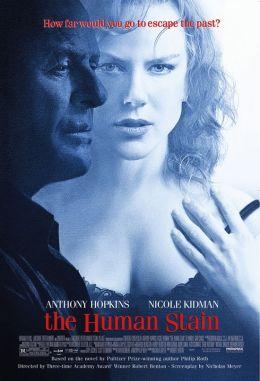 """Постер к фильму """"Запятнанная репутация"""" /The Human Stain/ (2003)"""