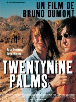 """Постер к фильму """"29 пальм"""" /Twentynine Palms/ (2003)"""