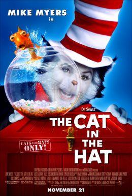 """Постер к фильму """"Кот"""" /The Cat in the Hat/ (2003)"""