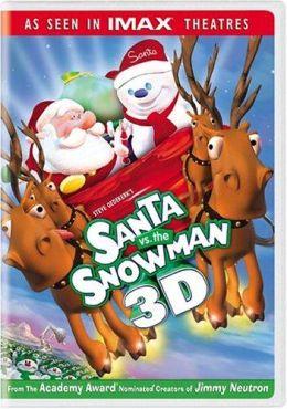 """Постер к фильму """"Приключения Снеговика и Санты 3D"""" /Santa vs. the Snowman 3D/ (2002)"""