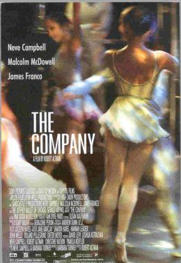 """Постер к фильму """"Труппа"""" /The Company/ (2003)"""