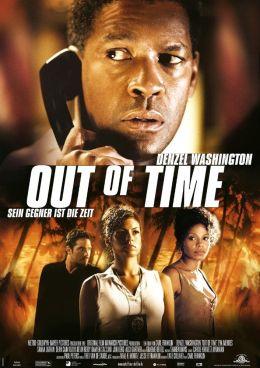 "Постер к фильму ""Вне времени"" /Out of Time/ (2003)"