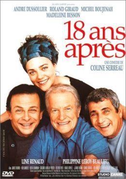 """Постер к фильму """"18 лет спустя"""" /18 ans apres/ (2003)"""