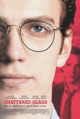 """Постер к фильму """"Афера Стивена Гласса"""" /Shattered Glass/ (2003)"""
