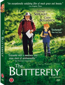 "Постер к фильму ""Бабочка"" /Le Papillon/ (2002)"