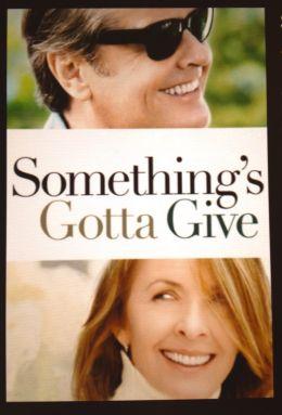 """Постер к фильму """"Любовь по правилам... и без"""" /Something's Gotta Give/ (2003)"""