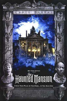 """Постер к фильму """"Особняк с привидениями"""" /The Haunted Mansion/ (2003)"""