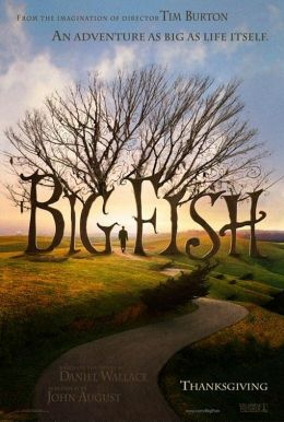 """Постер к фильму """"Крупная рыба"""" /Big Fish/ (2003)"""