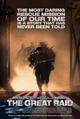 """Постер к фильму """"Великий рейд"""" /The Great Raid/ (2004)"""