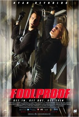"""Постер к фильму """"Защита от дурака"""" /Foolproof/ (2003)"""