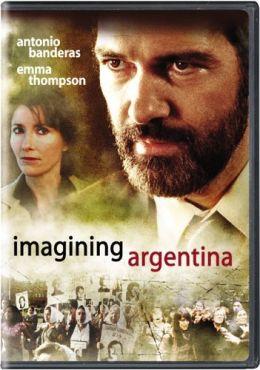 """Постер к фильму """"Мечтая об Аргентине"""" /Imagining Argentina/ (2003)"""