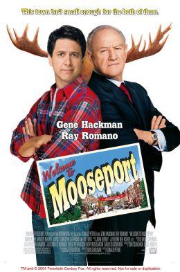 """Постер к фильму """"Добро пожаловать в Музпорт"""" /Welcome to Mooseport/ (2004)"""