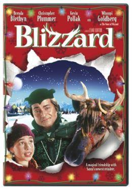 """Постер к фильму """"Близзард"""" /Blizzard/ (2003)"""