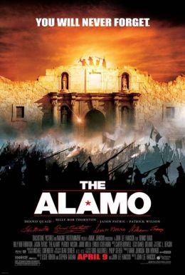 "Постер к фильму ""Форт Аламо"" /The Alamo/ (2004)"