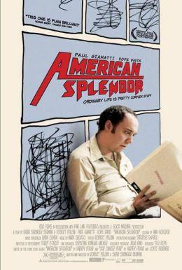 """Постер к фильму """"Американское великолепие"""" /American Splendor/ (2003)"""