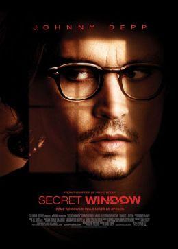 """Постер к фильму """"Тайное окно"""" /Secret Window/ (2004)"""
