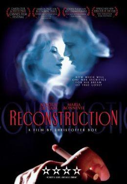 """Постер к фильму """"Реконструкция"""" /Reconstruction/ (2003)"""