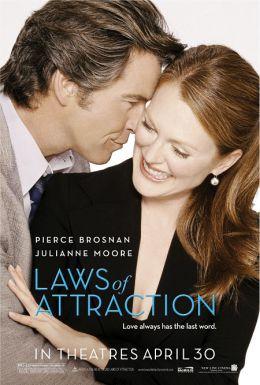 """Постер к фильму """"Законы привлекательности"""" /Laws of Attraction/ (2004)"""