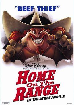 """Постер к фильму """"Не бей копытом"""" /Home on the Range/ (2004)"""