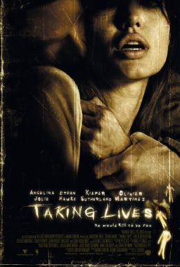 """Постер к фильму """"Забирая жизни"""" /Taking Lives/ (2004)"""