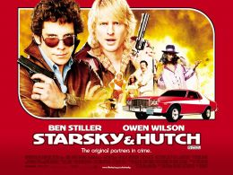 """Постер к фильму """"Старски и Хатч"""" /Starsky & Hutch/ (2004)"""