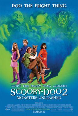 "Постер к фильму ""Скуби-Ду 2: Монстры на свободе"" /Scooby Doo 2: Monsters Unleashed/ (2004)"
