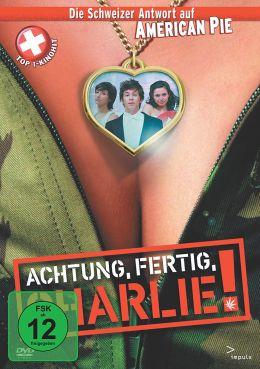 "Постер к фильму ""Армейский пирог"" /Achtung, fertig, Charlie!/ (2003)"