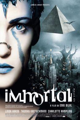 """Постер к фильму """"Бессмертные: Война миров"""" /Immortel (ad vitam)/ (2004)"""