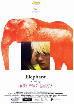 "Постер к фильму ""Слон"" /Elephant/ (2003)"