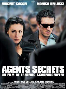 """Постер к фильму """"Тайные агенты"""" /Agents secrets/ (2004)"""