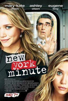 """Постер к фильму """"Мгновения Нью-Йорка"""" /New York Minute/ (2004)"""