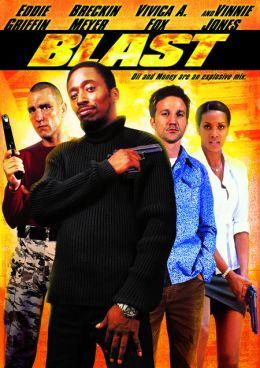 """Постер к фильму """"Бласт"""" /Blast/ (2004)"""