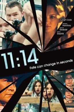 """Постер к фильму """"11:14"""" /11:14/ (2003)"""
