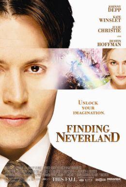"""Постер к фильму """"Волшебная страна"""" /Finding Neverland/ (2004)"""