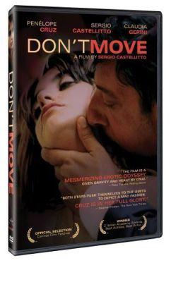 """Постер к фильму """"Не уходи"""" /Don't Move/ (2004)"""
