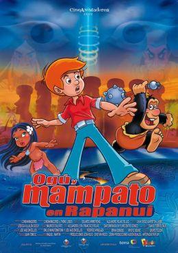 """Постер к фильму """"Волшебный остров"""" /Ogu and Mampato in Rapa Nui/ (2002)"""