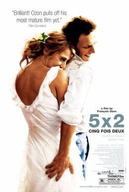 "Постер к фильму ""5x2"" /5x2/ (2004)"