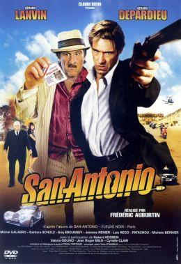 """Постер к фильму """"Профессионалы"""" /San Antonio/ (2004)"""