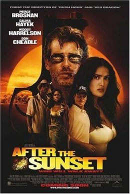 """Постер к фильму """"После заката"""" /After the Sunset/ (2004)"""