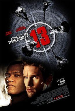 """Постер к фильму """"Нападение на 13-й участок"""" /Assault on Precinct 13/ (2005)"""