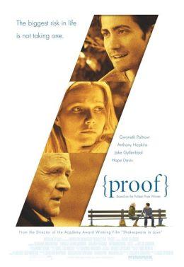 """Постер к фильму """"Доказательство"""" /Proof/ (2005)"""