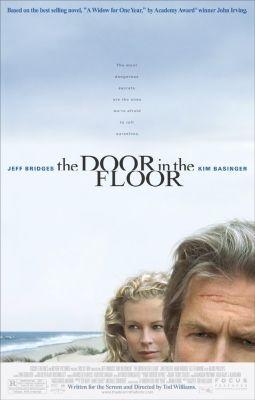 """Постер к фильму """"Дверь в полу"""" /The Door in the Floor/ (2004)"""