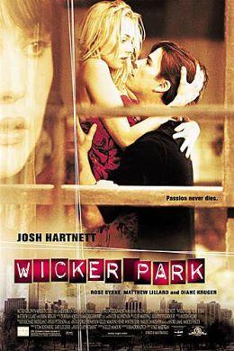 """Постер к фильму """"Одержимость"""" /Wicker Park/ (2004)"""