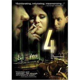 """Постер к фильму """"Четыре"""" (2004)"""