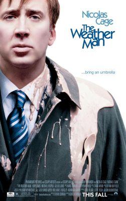 """Постер к фильму """"Синоптик"""" /The Weather Man/ (2005)"""